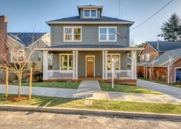 Built by Crescent Custom Homes -3806 SE Rural St. Portland Oregon
