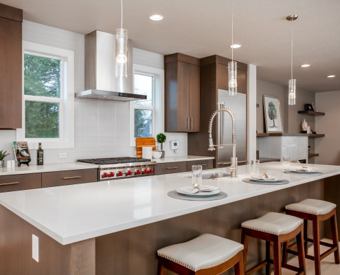 Kitchen – 6212 SE. Yamhill Portland Oregon