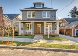 Built by Crescent Custom Homes -3806 SE Rural St. Portland Oregon
