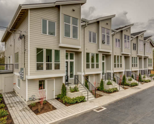 Crescent Custom Homes New In Portland Oregon